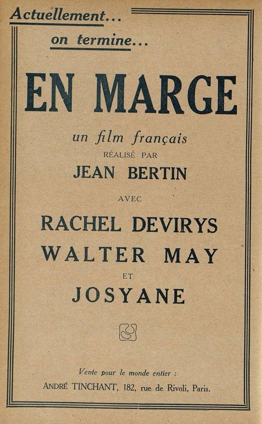 Cinémagazine du 30 août 1929
