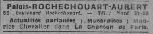 Comoedia du 01 décembre 1929