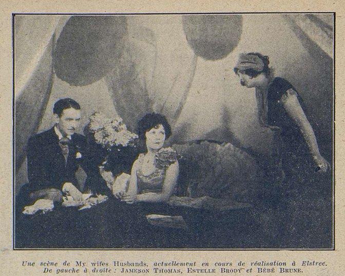 Cinémagazine du 27 juillet 1928