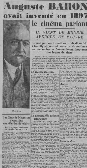 Paris-Soir du 05 juin 1938