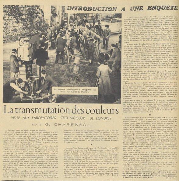 Pour Vous du 30 mars 1938