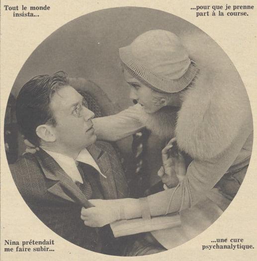 paru dans Pour Vous du 23 juin 1932