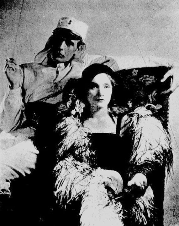 paru dans Cinea de septembre-octobre 1931