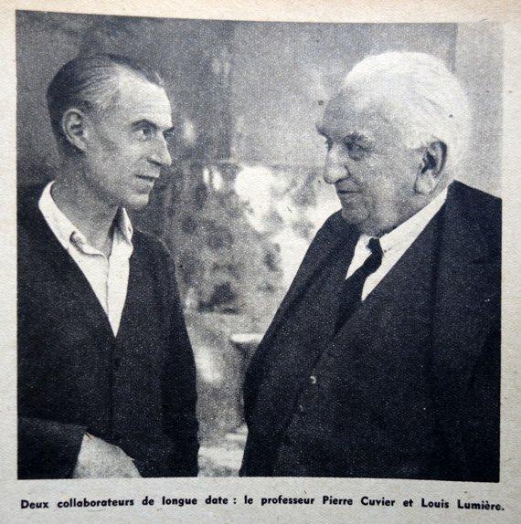 paru dans Cinémonde du 6 juillet 1948