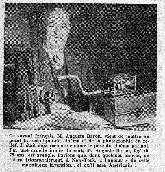 paru dans Le Petit Journaldu 15 octobre 1933