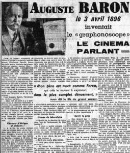 paru dans Le Petit Journal du 21 juin 1938