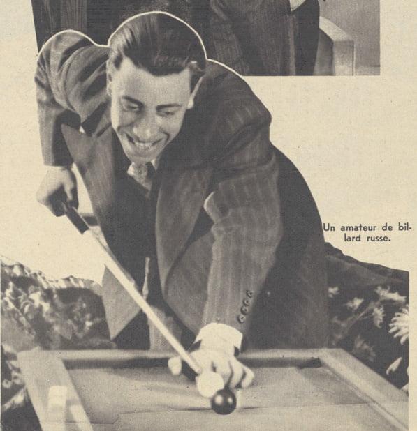 paru dans Pour Vous du 1 avril 1937