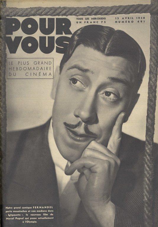 paru dans Pour Vous du 13 avril 1938