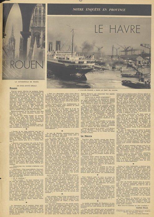 paru dans Pour Vous du 10 mai 1934