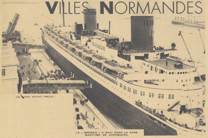 paru dans Pour Vous du 28 juin 1934