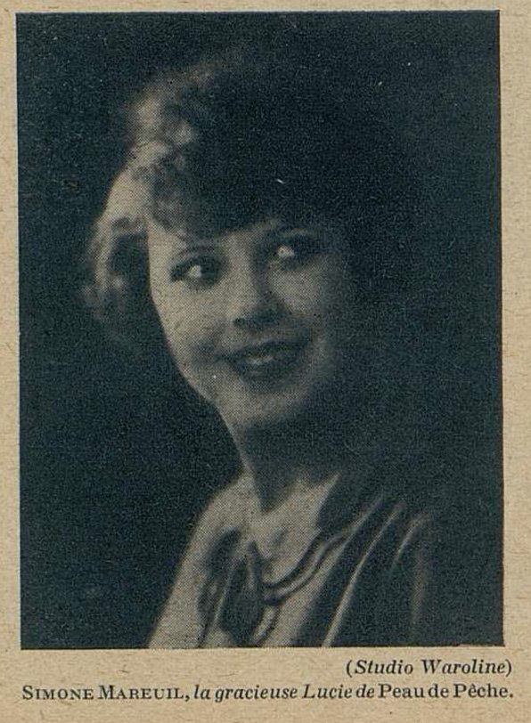paru dans Cinémagazine du 1 mars 1929