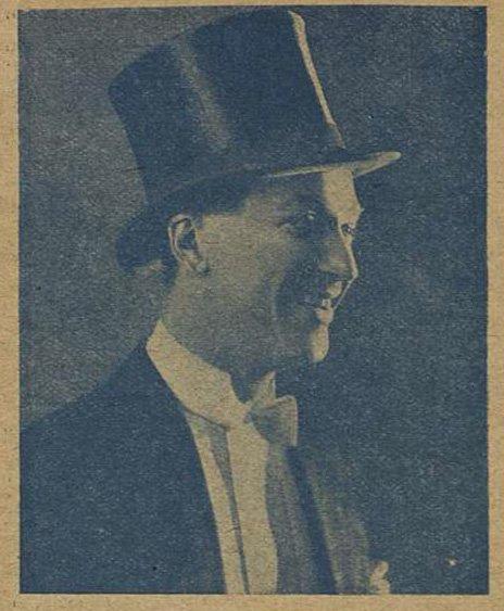 paru dans Ciné Pour Tous en mai 1923
