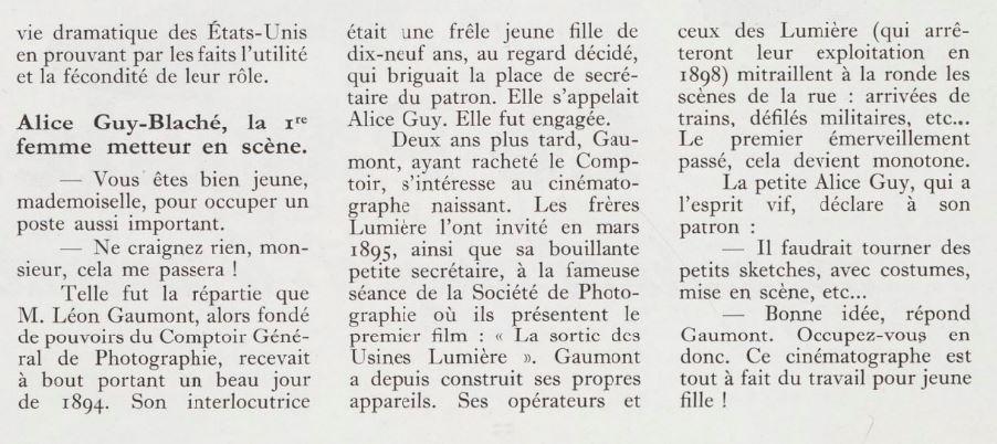 paru dans La Cité daté de septembre 1957