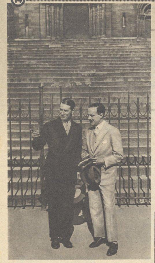 paru dans Pour Vous du 17 décembre 1931