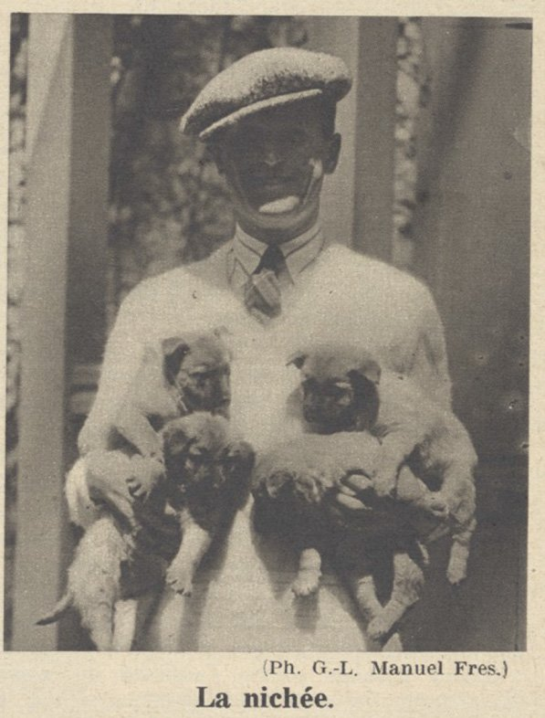 paru dans Pour Vous du 24 décembre 1931