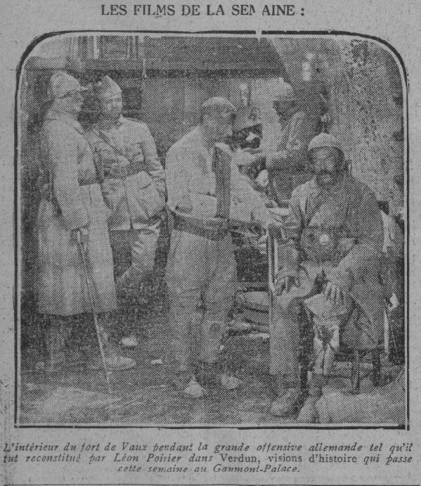 paru dans Comoedia du 15 mars 1929