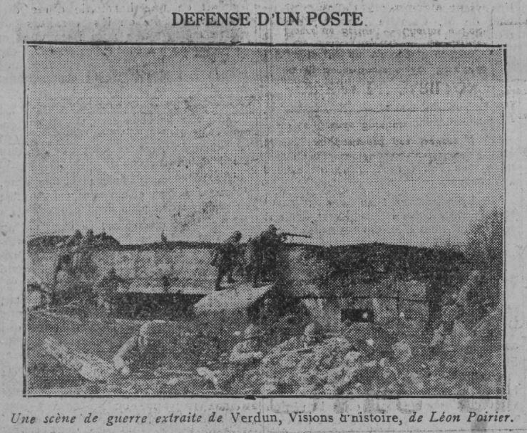 paru dans Comoedia du 18 juin 1928