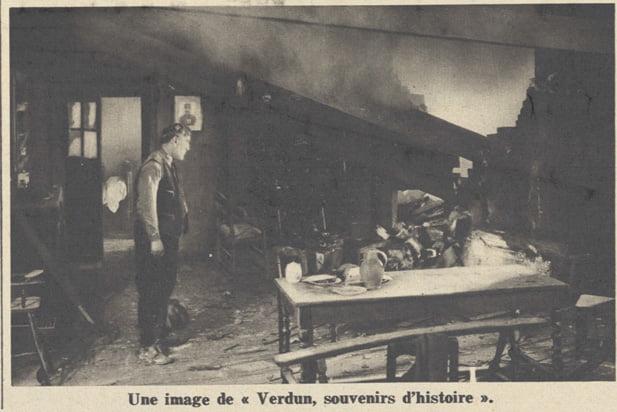 paru dans Pour Vous du 22 octobre 1931