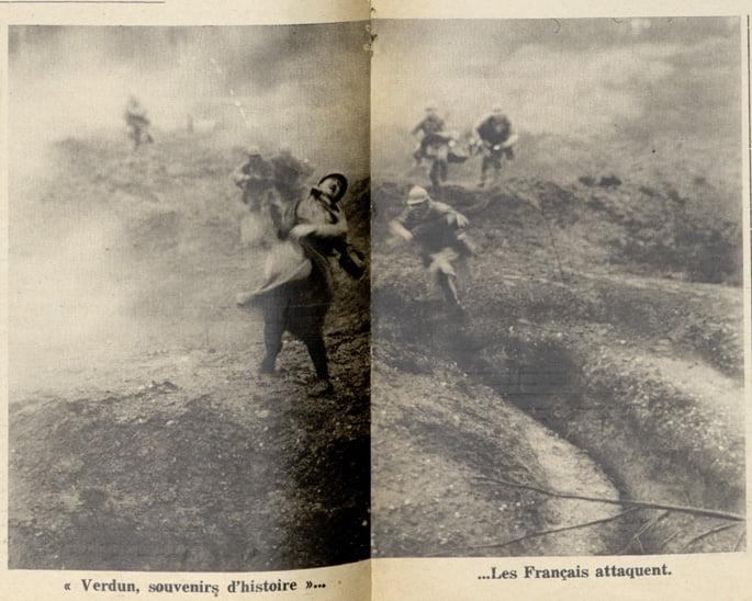 paru dans Pour Vous du 12 novembre 1931