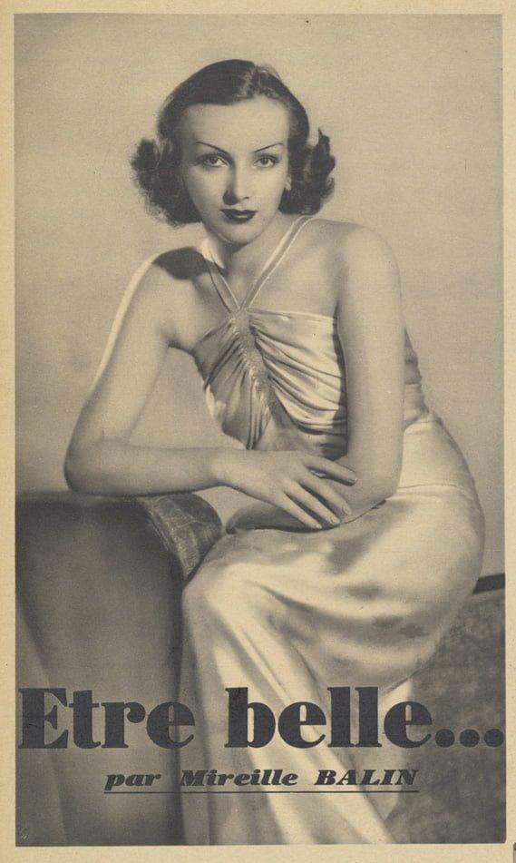 paru dans Pour Vous du 11 juin 1936