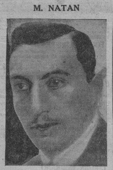 paru dans Comoedia du 3 février 1934