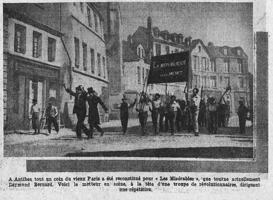 paru dans L'Intransigeant du 29 avril 1933