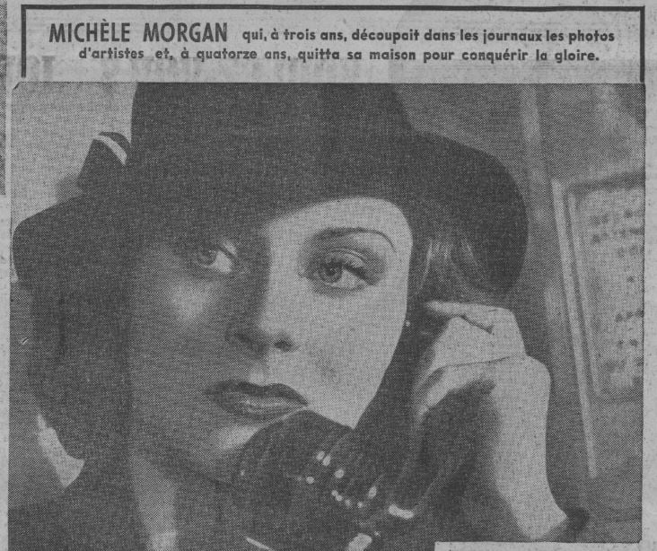 paru dans Paris-Soir du 1 août 1937