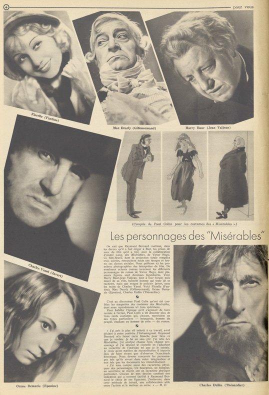 paru dans Pour Vous du 18 Mai 1933