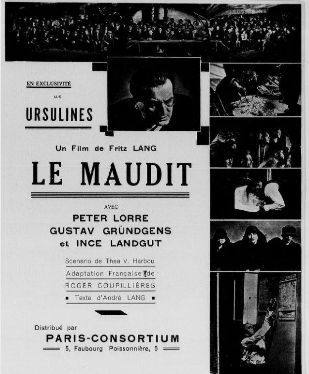 paru dans Hebdo-Film du 23 avril 1932