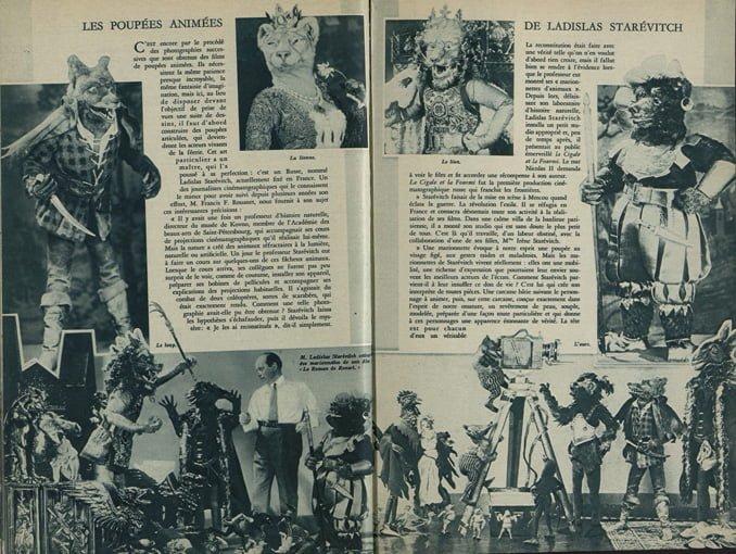 paru dansLa petite illustration cinématographique du 22 mars 1930