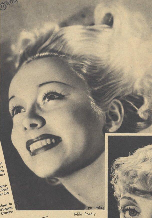 paru dans Pour Vous du 18 juin 1936