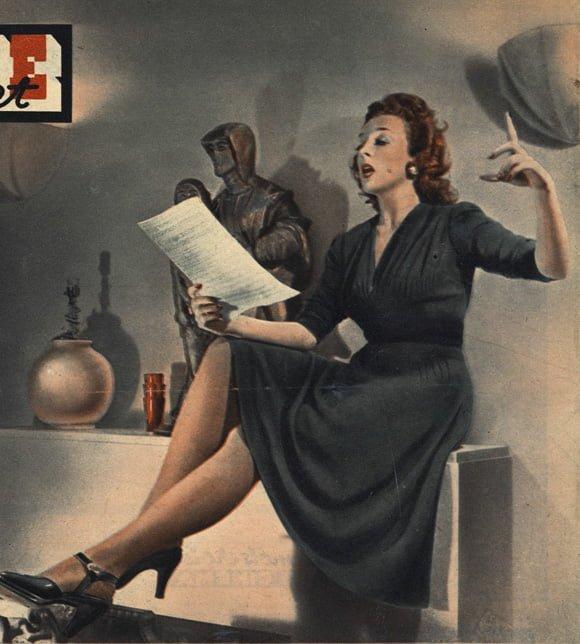 paru dans Cinévie du 04 juin 1946