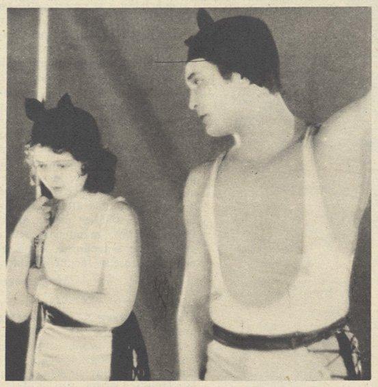 paru dans Pour Vous du 6 Fevrier 1930